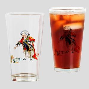 Maud Humphrey - Surrender of Cornwa Drinking Glass