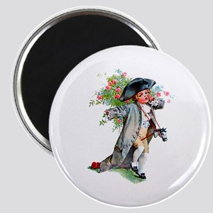 Maud Humphrey - Paul Revere and his Hobby Magnet