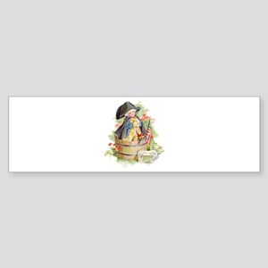 Maud Humphrey - Washington Crossi Sticker (Bumper)