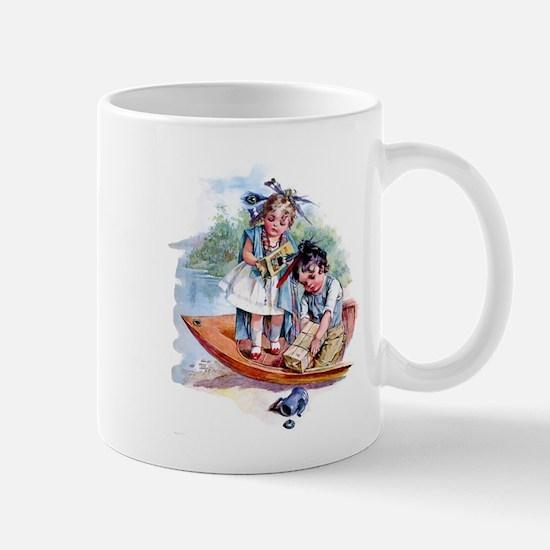 Maud Humphrey - Boston Tea Party Mug