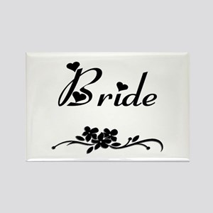 Classic Bride Rectangle Magnet