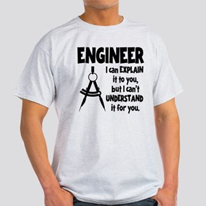 ENGINEER COMPASS Light T-Shirt