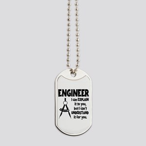 ENGINEER COMPASS Dog Tags