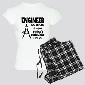 ENGINEER COMPASS Women's Light Pajamas