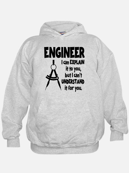 ENGINEER COMPASS Hoodie