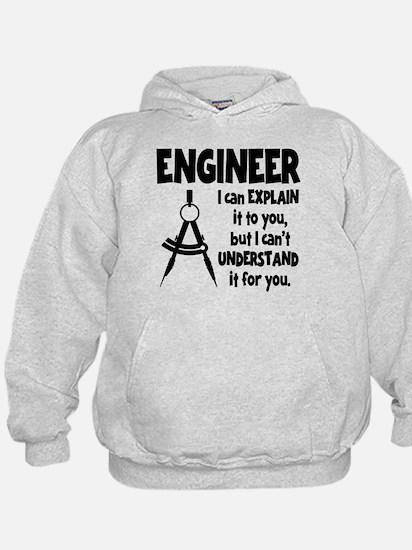 ENGINEER COMPASS Hoody