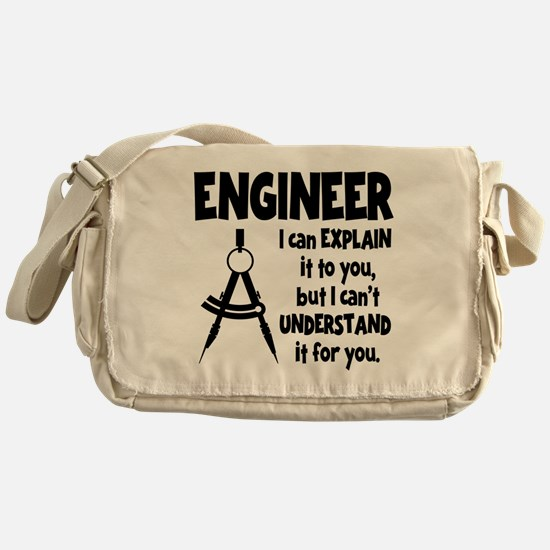 ENGINEER COMPASS Messenger Bag
