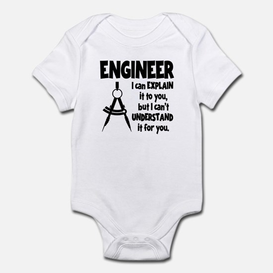 ENGINEER COMPASS Infant Bodysuit