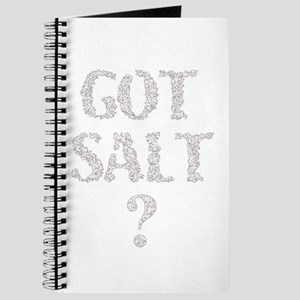 Got Salt? Journal