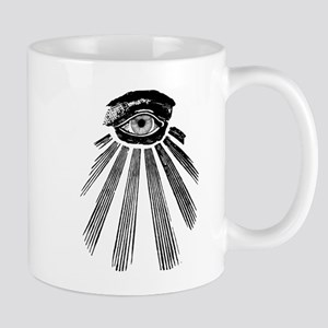 The All Seeing Eye. Mugs