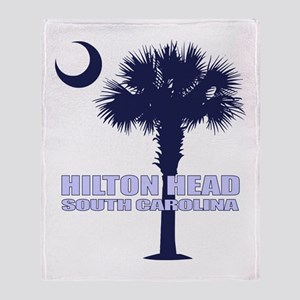 Hilton Head Throw Blanket