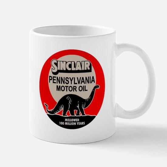 Sinclair Oil Retro Logo Mugs