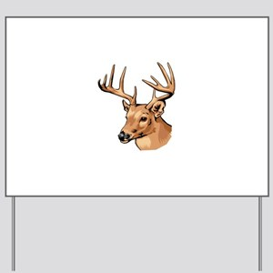 Deer Yard Sign