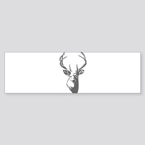 Deer Bumper Sticker