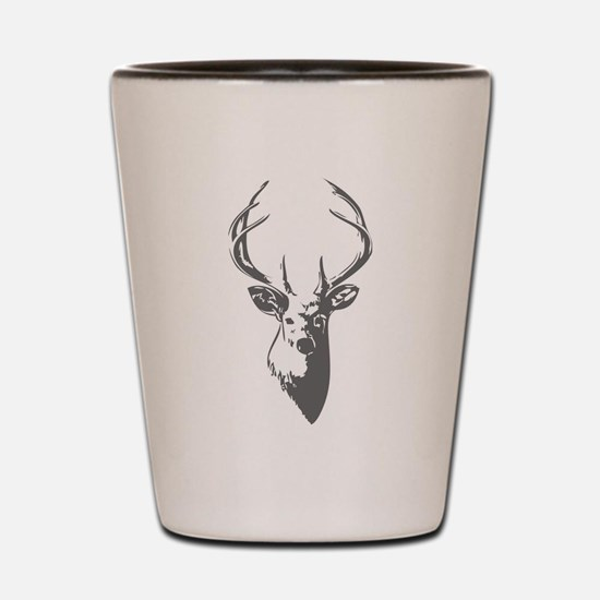 Deer Shot Glass