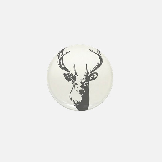 Deer Mini Button