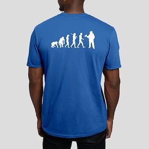 Fireman Evolution Men's Fitted T-Shirt (dark)