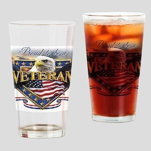 veteran Drinking Glass