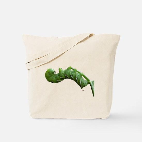 Really Gross Hornworm Tote Bag