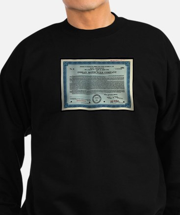 Indian Motorcyle Sweatshirt (dark)