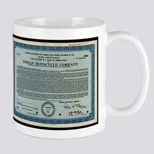 Indian Motorcyle Mug