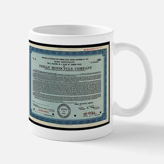 Indian Motorcyle Mug