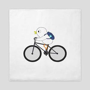 Biker Queen Duvet