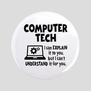 COMPUTER TECH Button