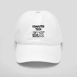 COMPUTER TECH Cap