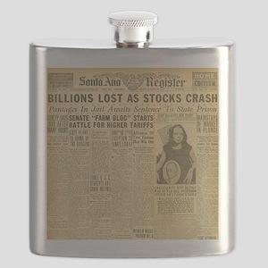 newspaper Flask