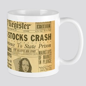 newspaper Mugs