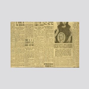 newspaper Magnets
