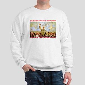 Great Leader Stalin Sweatshirt