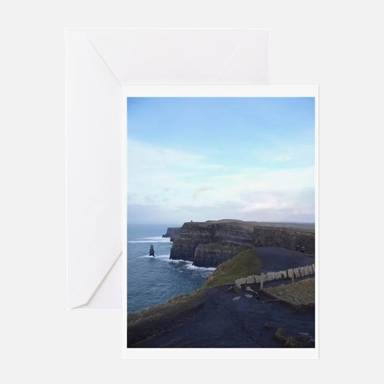 Cliffs of Moher Greeting Cards