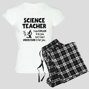 SCIENCE TEACHER Women's Light Pajamas