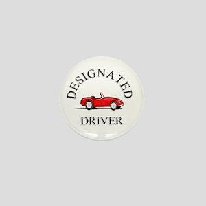 Designated Driver Mini Button