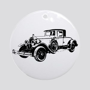 Series E Coupe Ornament (Round)