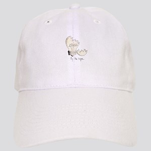 Broken Light Bulb Idea Baseball Cap