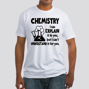CHEMISTRY Fitted T-Shirt