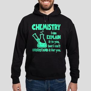 CHEMISTRY Hoodie (dark)