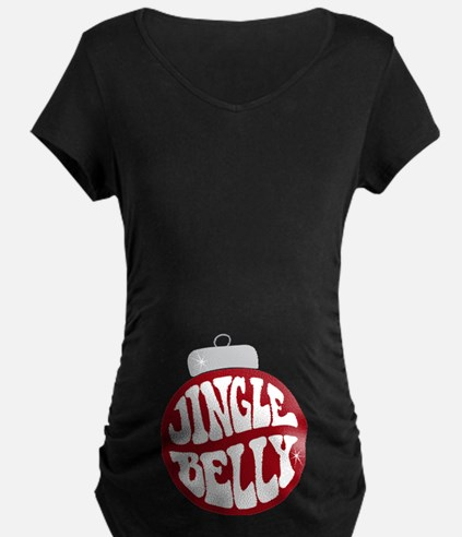 Jingle Belly (Red) T-Shirt