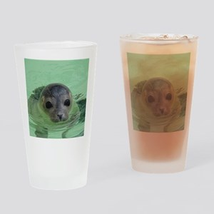 sweet SEAL Drinking Glass