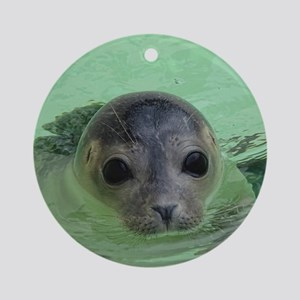 sweet SEAL Ornament (Round)