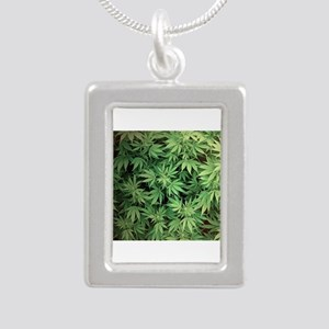 Marajuana Weed Pot Necklaces