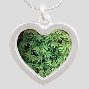 Marajuana Weed Pot Necklaces