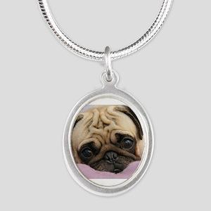 Pug Puppy Necklaces