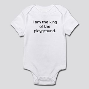 King of Playground Infant Bodysuit