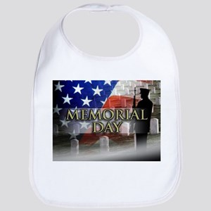 Memorial Day Bib
