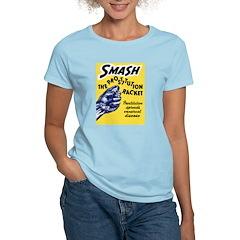 Stop Prostitution Women's Light T-Shirt