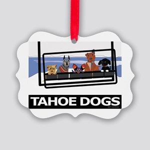 Tahoe Dogs Ornament